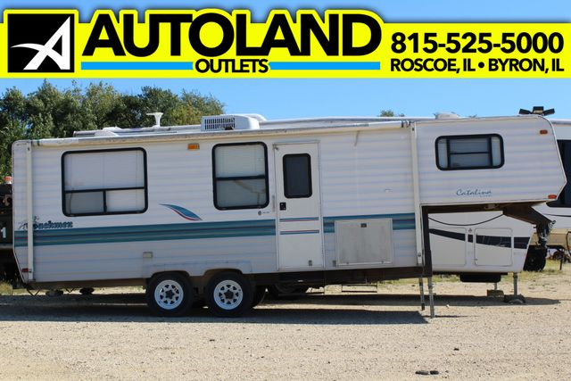 1998 Coachmen Catalina 259RK in Roscoe IL, 61073