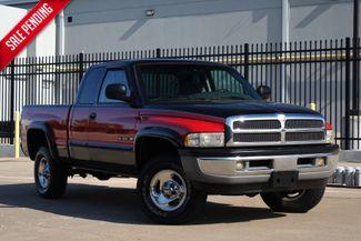 1998 Dodge Ram 1500 4x4* XCab*Rare Truck** | Plano, TX | Carrick's Autos in Plano TX