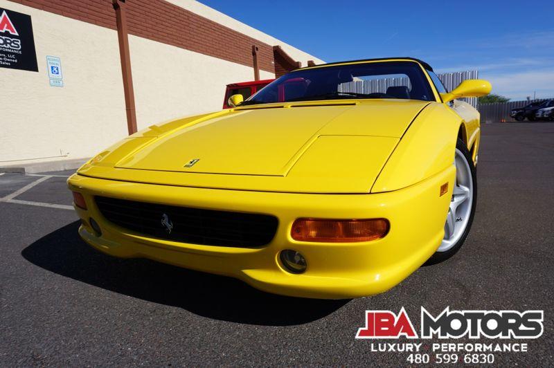 1998 Ferrari F355 Convertible 355 Spider ~ ONLY 20k Miles!   MESA, AZ   JBA MOTORS in MESA AZ