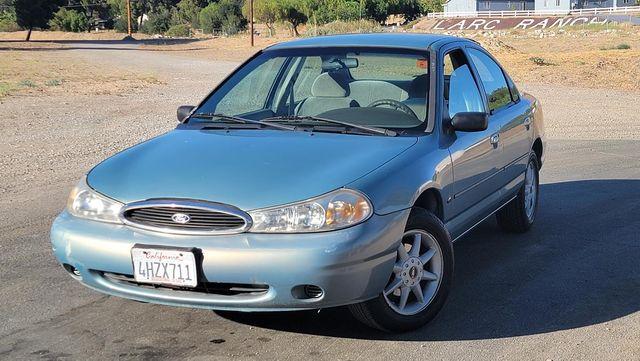 1998 Ford Contour LX Santa Clarita, CA 4