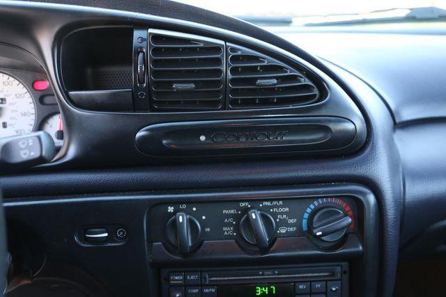 1998 Ford Contour SVT Santa Clarita, CA 20