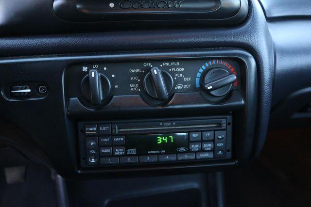 1998 Ford Contour SVT Santa Clarita, CA 21