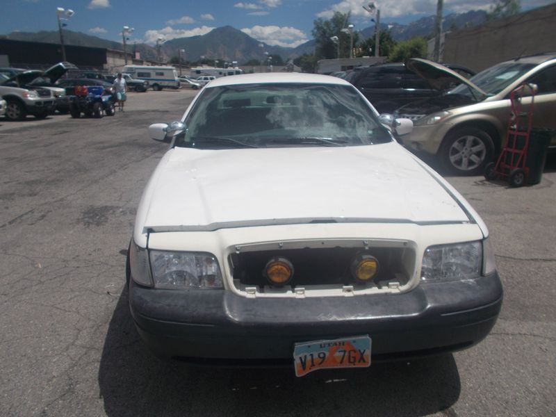 1998 Ford Crown Victoria   in Salt Lake City, UT
