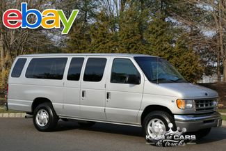 1998 Ford E350 Xlt 15 PASSENGER VAN 5.4L V8 71K MILES 2-OWNER in Woodbury, New Jersey 08093