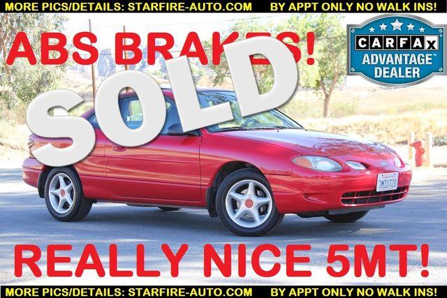 """1998 Ford Escort ZX2 """"Hot"""" Santa Clarita, CA"""
