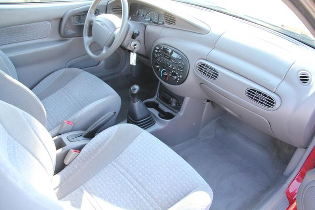 """1998 Ford Escort ZX2 """"Hot"""" Santa Clarita, CA 8"""