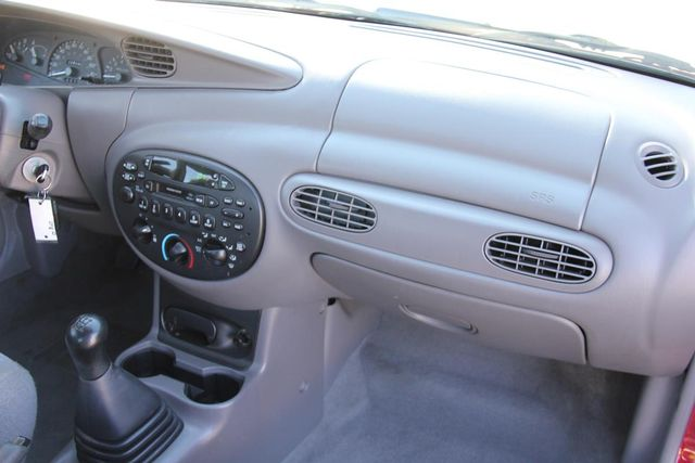 """1998 Ford Escort ZX2 """"Hot"""" Santa Clarita, CA 17"""
