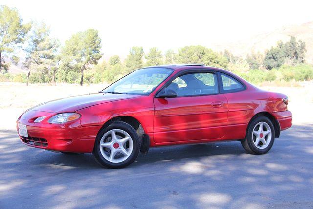 """1998 Ford Escort ZX2 """"Hot"""" Santa Clarita, CA 1"""