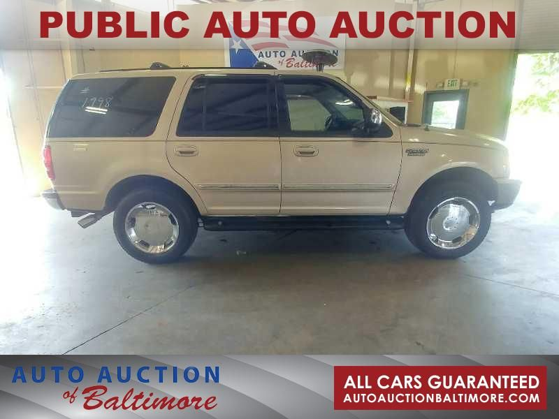 1998 Ford EXPEDITION  | JOPPA, MD | Auto Auction of Baltimore  in JOPPA MD