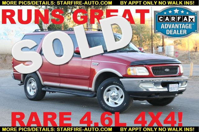 1998 Ford Expedition XLT 4X4 Santa Clarita, CA