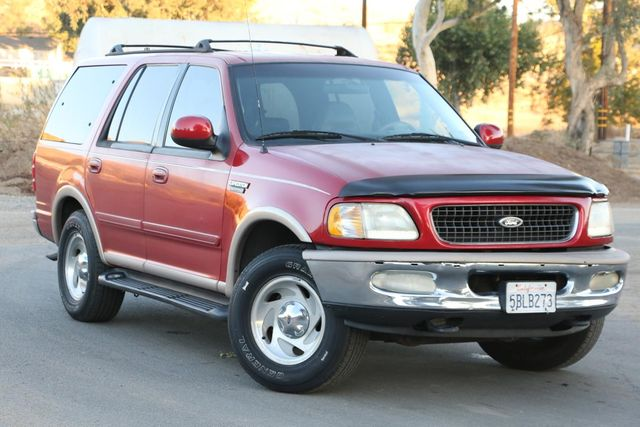 1998 Ford Expedition XLT 4X4 Santa Clarita, CA 3