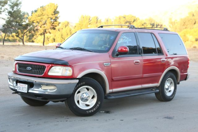 1998 Ford Expedition XLT 4X4 Santa Clarita, CA 1