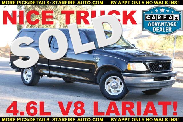 1998 Ford F-150 Lariat Santa Clarita, CA 0