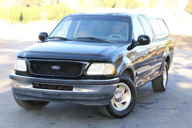 1998 Ford F-150 Lariat Santa Clarita, CA 4