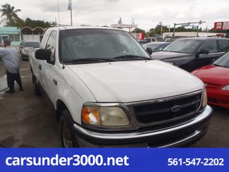 1998 Ford F-150 Standard Lake Worth , Florida