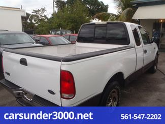 1998 Ford F-150 Standard Lake Worth , Florida 2