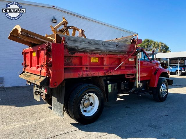 1998 Ford F-750SD Dump Truck Madison, NC 2