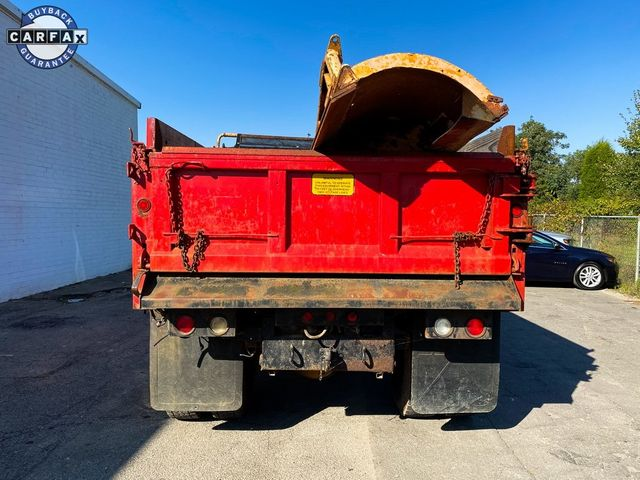 1998 Ford F-750SD Dump Truck Madison, NC 4