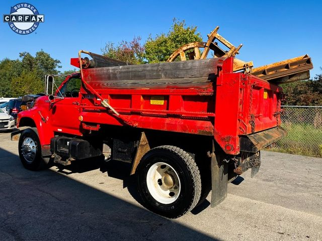 1998 Ford F-750SD Dump Truck Madison, NC 6