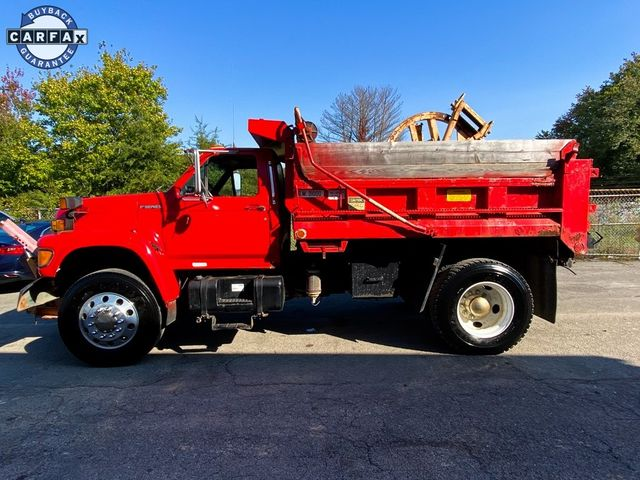 1998 Ford F-750SD Dump Truck Madison, NC 8