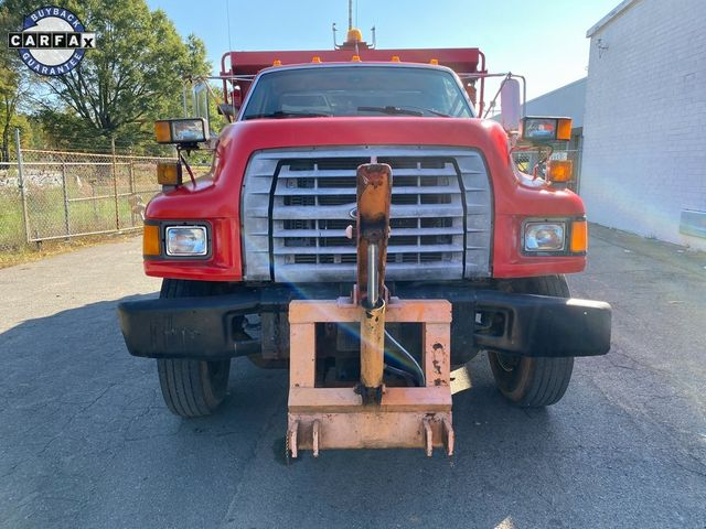 1998 Ford F-750SD Dump Truck Madison, NC 12