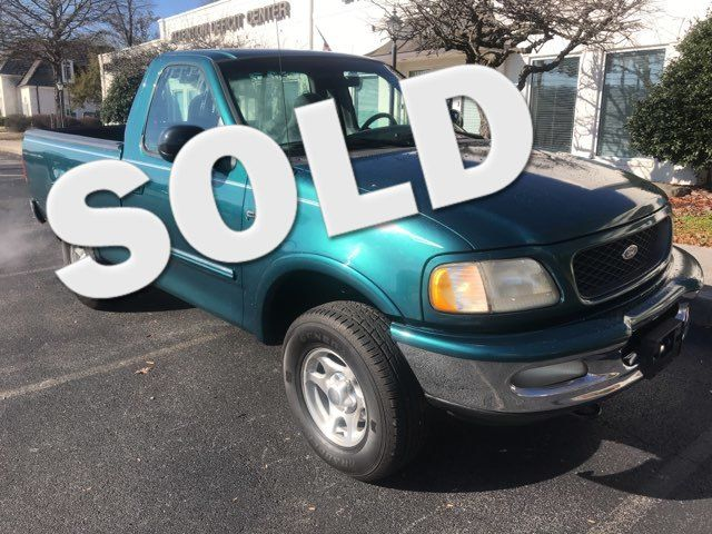 1998 Ford F150 XLT Knoxville, Tennessee