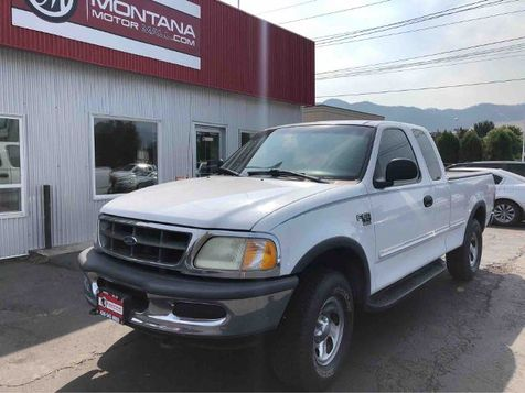 1998 Ford F150 Super Cab Short Bed in
