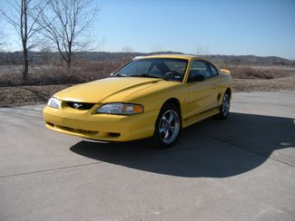 1998 Ford Mustang Base Chesterfield, Missouri 1