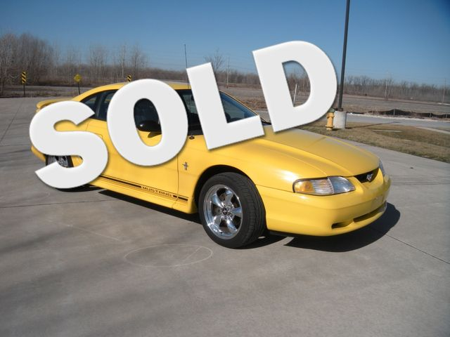 1998 Ford Mustang Base Chesterfield, Missouri