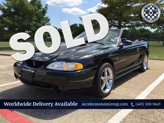 1998 Ford Mustang SVT Cobra ONLY 31,688 MILES- NICE!!! in Rowlett