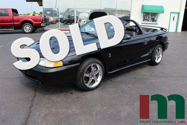 1998 Ford Mustang SVT Cobra | Granite City, Illinois | MasterCars Company Inc. in Granite City Illinois