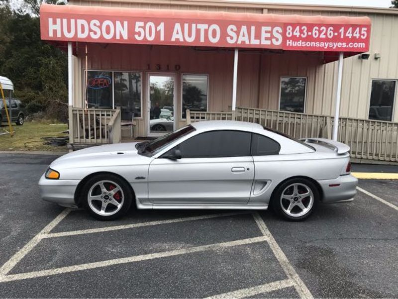 1998 Ford Mustang GT | Myrtle Beach, South Carolina | Hudson Auto Sales in Myrtle Beach South Carolina