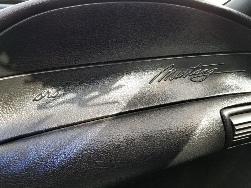 1998 Ford Mustang SVT Cobra  in , Ohio