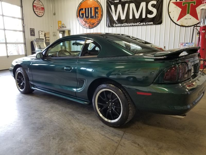 1998 Ford Mustang SVT Cobra  in , Ohio