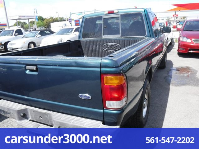 1998 Ford Ranger XLT Lake Worth , Florida 2