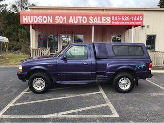 1998 Ford Ranger SPLASH | Myrtle Beach, South Carolina | Hudson Auto Sales in Myrtle Beach South Carolina