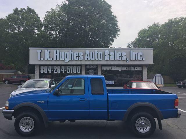 1998 Ford Ranger XL 4X4