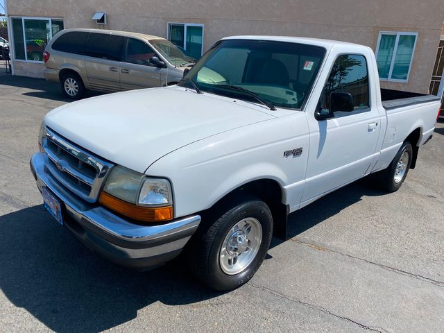 1998 Ford Ranger XLT Regular Cab - 1 OWNER, CLEAN TITLE, NO ACCIDENTS, 115,000 MILES