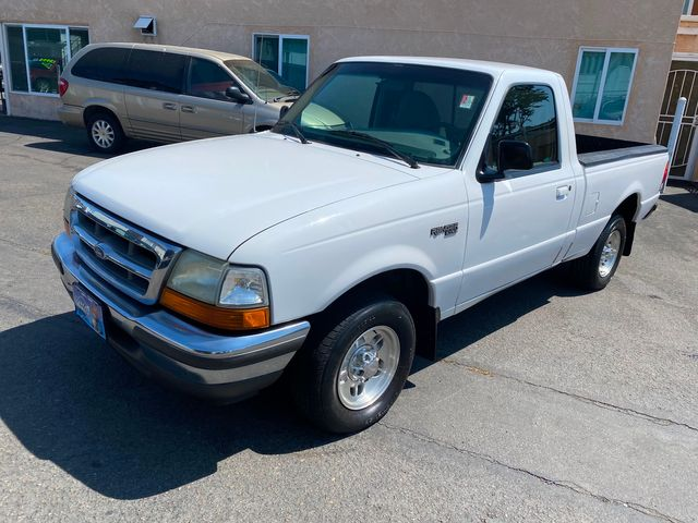 1998 Ford Ranger XLT Single Cab - 1 OWNER, CLEAN TITLE, NO ACCIDENTS, W/ 115K MILES