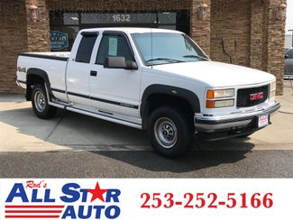 1998 GMC C/K 2500 SLE 4WD in Puyallup Washington, 98371