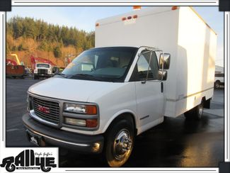 1998 GMC Savana 14FT Cube Van in Burlington WA, 98233