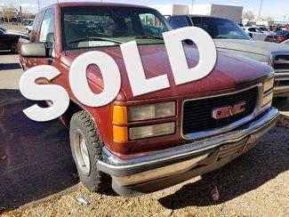1998 GMC Sierra 1500 in Albuquerque New Mexico, 87109