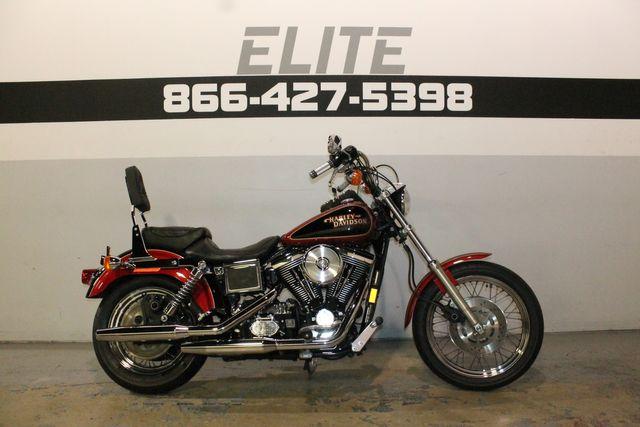 1998 Harley Davidson Dyna Low Rider