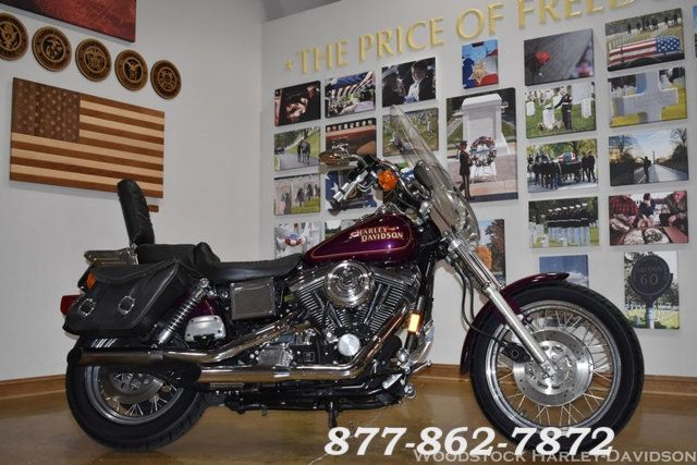 1998 Harley-Davidson DYNA LOW RIDER FXDL LOW RIDER FXDL
