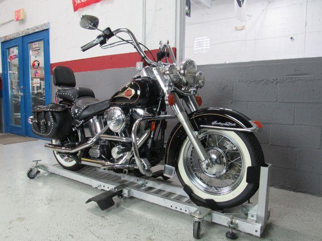 1998 Harley Davidson FLSTC Heritage Softail Classic   Dania Beach