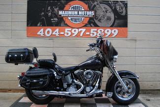 1998 Harley Davidson FLSTC Heritage Softail Jackson, Georgia