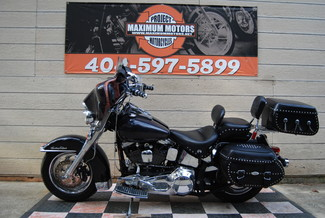 1998 Harley Davidson FLSTC Heritage Softail Jackson, Georgia 10
