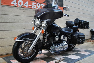 1998 Harley Davidson FLSTC Heritage Softail Jackson, Georgia 9