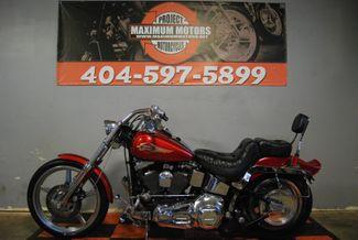 1998 Harley-Davidson FXSTC Softail Custom Jackson, Georgia 13