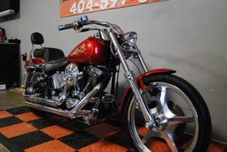 1998 Harley-Davidson FXSTC Softail Custom Jackson, Georgia 2